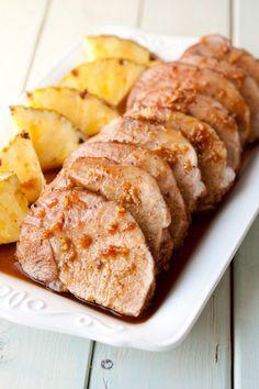 Island Pork Tenderloin - Cooking Classy