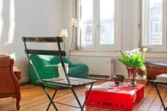 Freunde von Freunden — Maël Schamp — Food Stylist & Chef, Apartment, 't Zuid, Antwerp  — http://www.freundevonfreunden.com/interviews/mael-schamp/