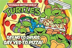Throwback Thursday: Pizza Hut & Ninja Turtles | The Duncan Daily