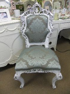 French Provincial Damask Fabric
