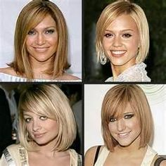 long bobs with bangs - Bing Images