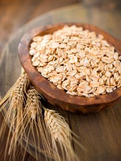Get Your Fiber -  replacing refined carbohydrates with high-fiber grains diminishes blemishes. #ClearSkin #NewYearTips