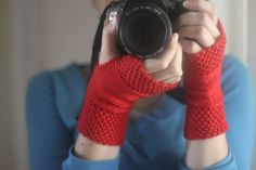 WORKSHELTER Hand Warmers Knitting Pattern by thesweatshopoflove, $2.00