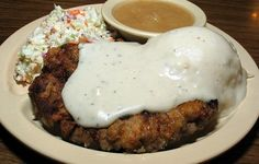 Country-Fried Steak Recipe, How To Make Country-Fried Steak, Beef Recipes, Hamburger Recipes