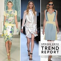 Spring 2012 Trend