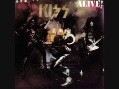 KISS - Black Diamond - Alive!
