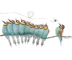 ilustración de Brigitte Baldrian