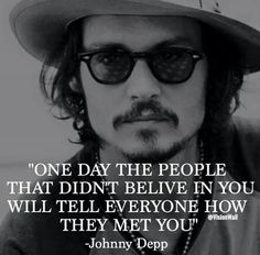 """One day the people"
