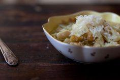 Rustic Cabbage Soup Recipe