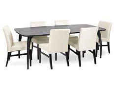 Dania Tables Tibro Rectangular Dining Table
