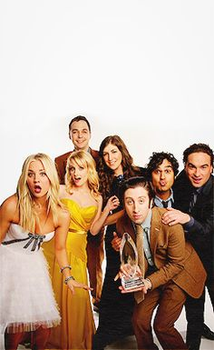 TBBT : The People's Choice Awards 2013