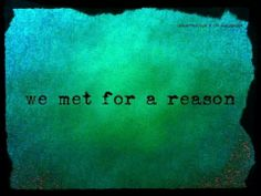 """Sometimes that reason is """"we're both drunks"""""""