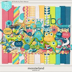 Monsterland by JB Studio