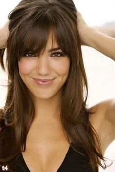 Ideas For Hairstyles With Bangs 2014
