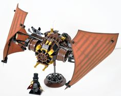 GrandImperialOrnothopter03 by madLEGOman http://flic.kr/p/o5xuqH