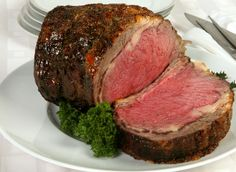 Roast Beef Pick up Dinner available for up to 16 guests.