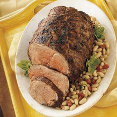 bbq grilling # bbq # grilling provençal rotisserie leg of lamb