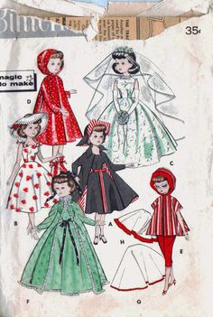 Miss Revlon Doll Pattern!