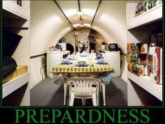 #Prepper - How Horrific Will It Be For The Non-Prepper