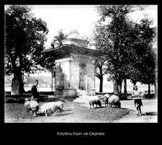 İstanbul-Yıldız Albümleri, Küçüksu Çeşmesi