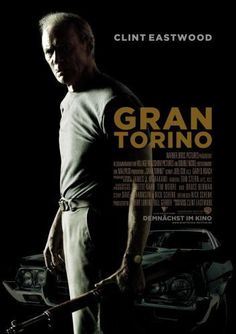 Clint Eastwood in Gran Torino. Good movie!