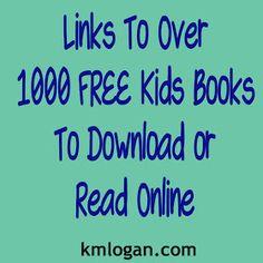 kid books, free kid