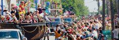 Pirate Parade | Tybee Island Pirate Fest http://tybeejoyvacationrentals.com