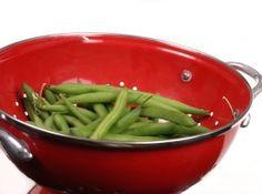 Tuna Salad w Green String Beans