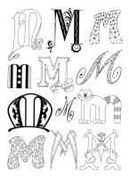 letters from a-z