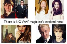 harri potter, magic, laugh, stuff, funni, harry potter after hogwarts, no way, draco malfoy, thing