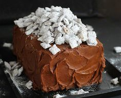 Puppy Chow | 27 Cakes Covered In Delicious Food