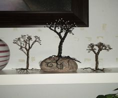This instructable will show you how to make these fantasy style trees using jewelry wire. They are fairly quick to make, taking only an afternoon for ...