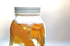 Thank you Rachael....Infused Vinegar for Non-Toxic Cleaning!