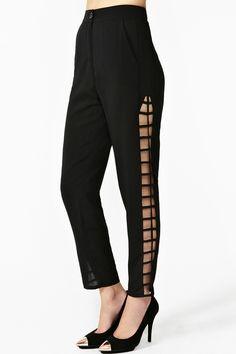 Caged Up Pants