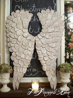DIY Angel wings :)