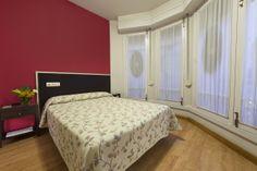 Habitación Matrimonial Hospedaje San Bernardo #gijon #asturias #spain #viajes #turismo #alojamiento #pensiones
