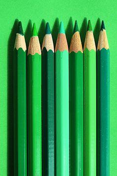 Pensando en verde