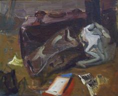 Draoljub Stankovic Civi - oil on canvas - 1989
