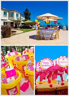 Fun Pool Party Birthday Ideas