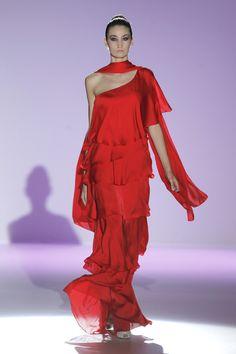 Colección 2013 de vestidos de fiesta de Franc Sarabia