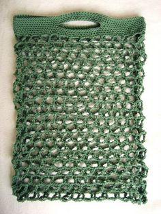 Bolsa Crochet