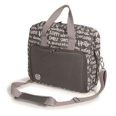 We R Memory Keepers - Crafter's Shoulder Bag - Charcoal at Scrapbook.com
