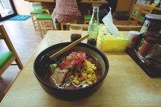 Eating #ramen in Narita, #Japan.