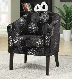 Cappuccino Accent Chair chair 902093, accent chairs