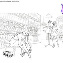 Coloring pages for itty bitty dancers on pinterest for Bitty baby coloring pages