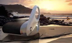 ECCO: ELECTRIC MOBILE CAMPER VAN OF THE FUTURE