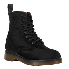 Dr. Martens Boots 1460 Black Horsehair Clearance $125.00
