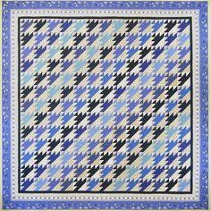 Dutch Treat quilt pattern by Sandy Klop | American Jane