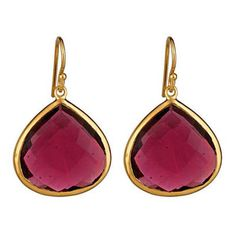 Julie Vos Jewelry - Tourmaline Pink