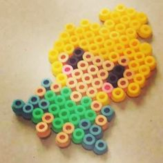 Tinker Bell hama beads by privalen3